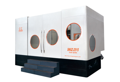 SK6Z Series Six-axis Milling and Drilling Composite Machine Tool (Single Spindle)